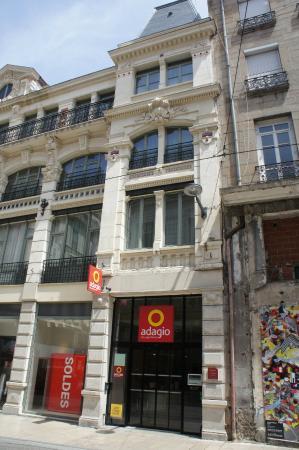 City Lofthotel Saint-Etienne : Facade