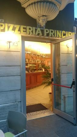 Pizzeria Ristorante Principe: Fantastische Pizza....