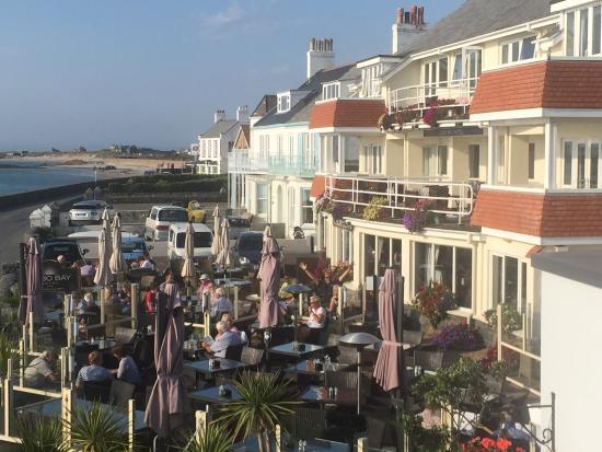 Cobo Bay Restaurant & Beach Terrace