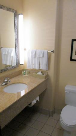 Holiday Inn Yuma: Bathroom