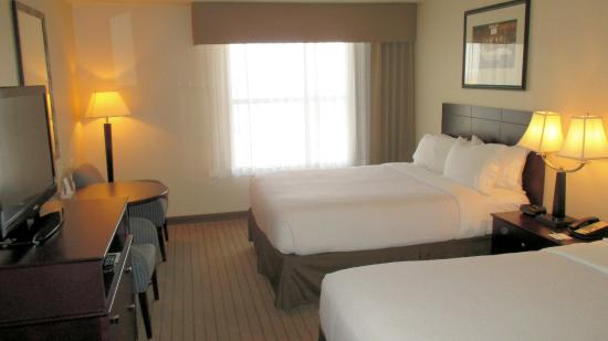Holiday Inn Yuma: Double queen room