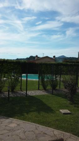 Il Vialetto Country House : The pool