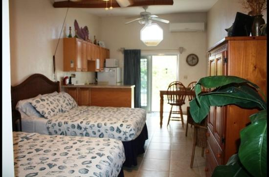 Salt Pond, Лонг-Айленд: Two double bed unit
