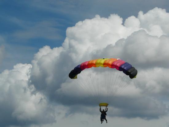 Skydive Amazonas