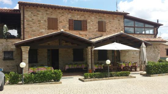 Frontone, Италия: Alla locanda di Fontebella