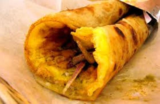 Kolkata Hot Kathi Roll