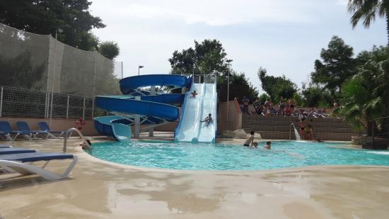 Piscine picture of camping le beausejour argeles sur for Camping boulogne sur mer avec piscine