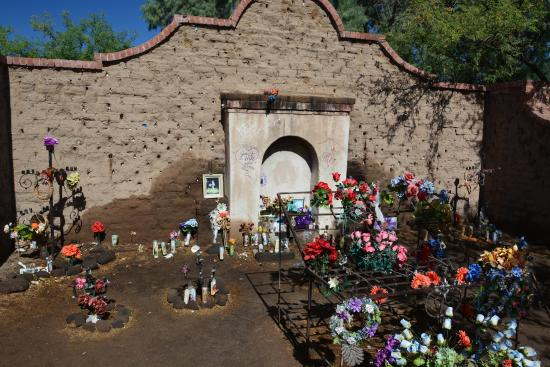El Tiradito Shrine