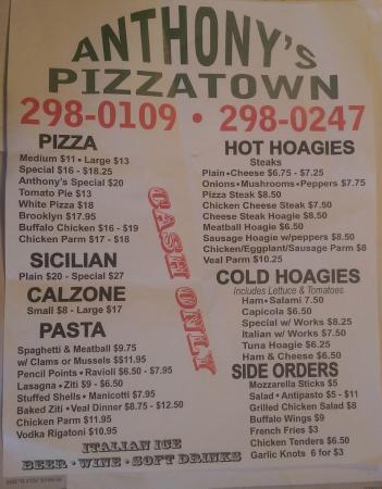 Anthony's Pizzatown