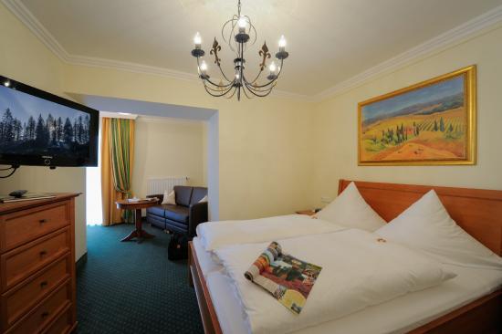 Hotel Gasthof Höttl: Suite