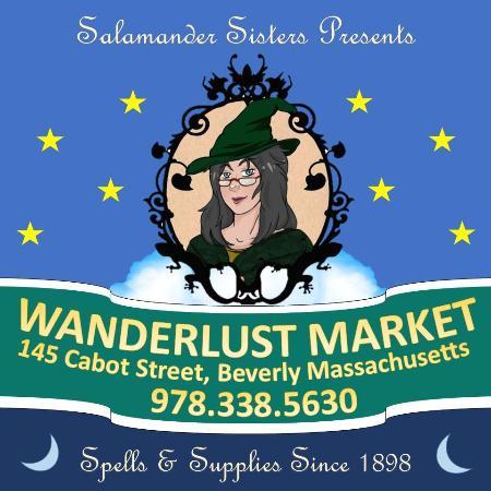 Salamander Sisters Wanderlust Market