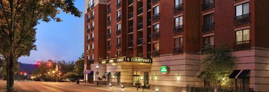 Courtyard By Marriott Chattanooga Downtown