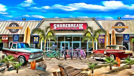 Restaurants On Shore Drive Va Beach
