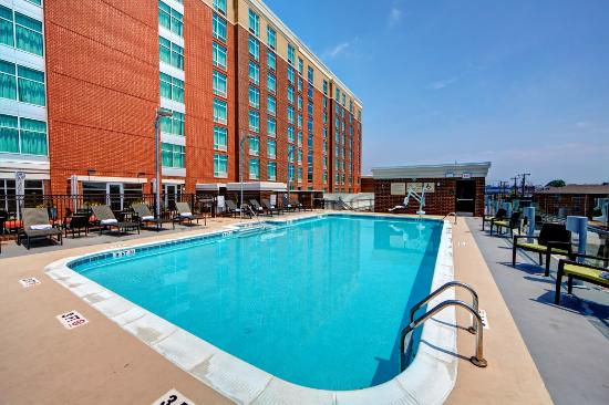 restaurant picture of hilton garden inn nashville