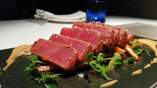 Restaurante Racó de Paco: Shasimi...rojo...fresco...sublime...