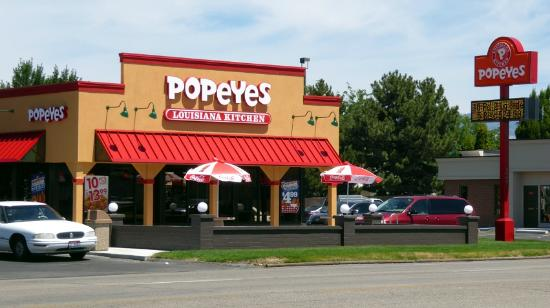 Popeyes Louisiana Kitchen Building popeyes louisiana kitchen, boise - restaurant reviews, phone