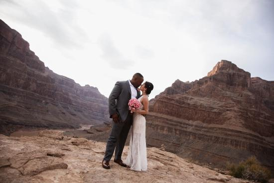 Grand Canyon Wedding By Chapel Of The Flowers