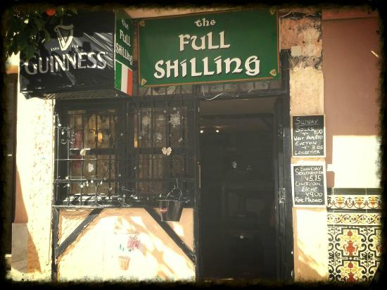 The Full Shilling Irish Pub