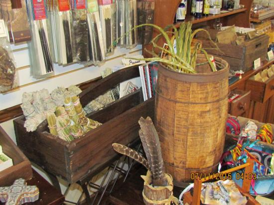 Peace Tree Trading Post: All different choices of Insense, Candles, Soaps etc!