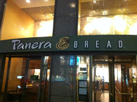 Panera Bread - 5th Avenue - Picture of Panera Bread, New York City