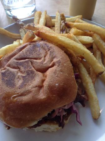 Back Forty West: Pork Sandwich