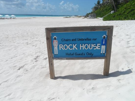 Rock House Beach
