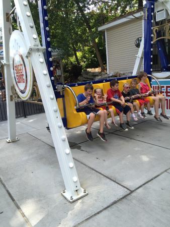 Hersheypark : Family fun in PA