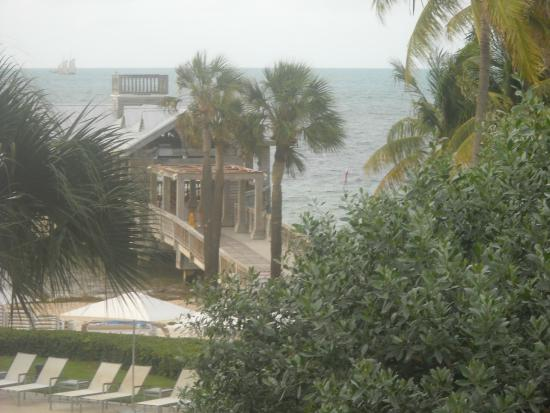 The Reach Key West, Curio Collection by Hilton: View from an ocean view suite, room 359