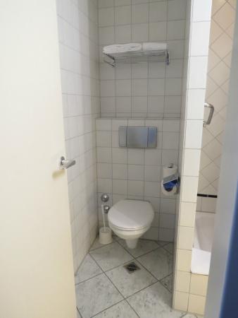 Hotel Cristall: 浴室