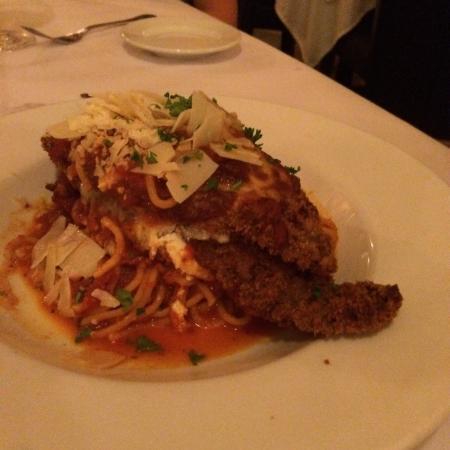Pesce Italian: It was wonderful! Authentic Italian!