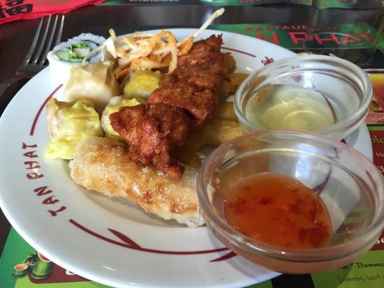 Tan Phat Perigueux 16 Cours Saint Georges Restaurant Reviews