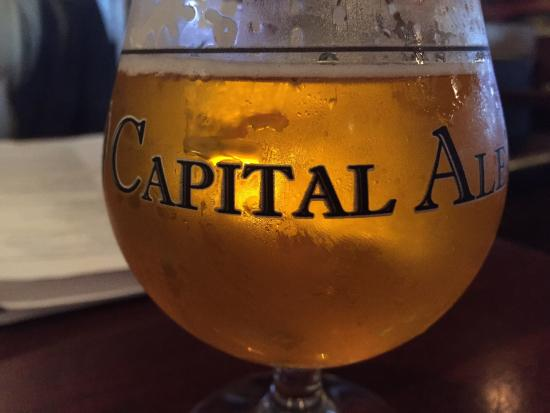 Capital Ale House: Great catch on Thursday nights. All-you-can eat mussels AND Victory Brewing Companies Golden Mon