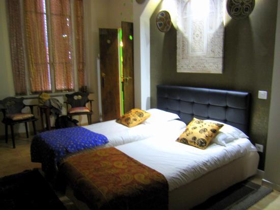 La Posada del Castillo B&B: Bedroom v1