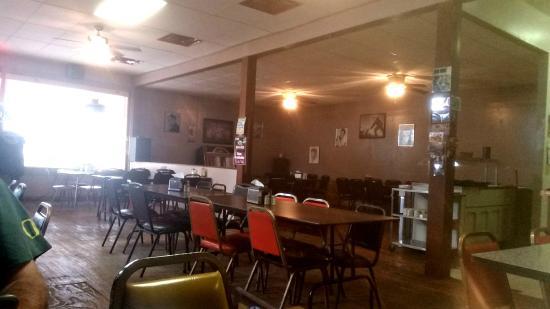 Elk Point, Dakota del Sur: Dining area