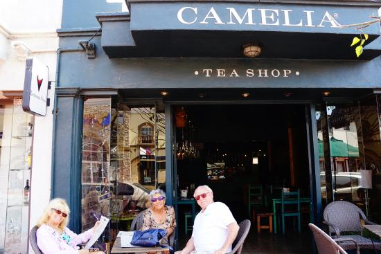 Camelia Tea Shop