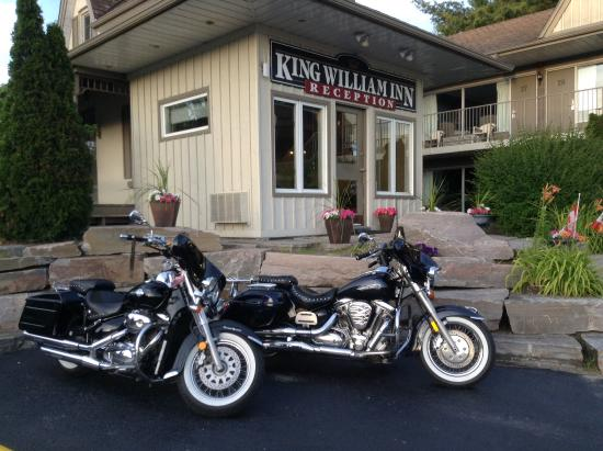 King William Inn: For the road-weary traveller.