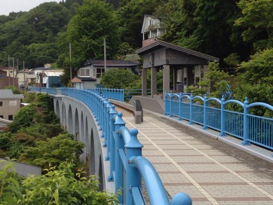 Dream Oma Railroad Arch Bridge - Memorial Raod