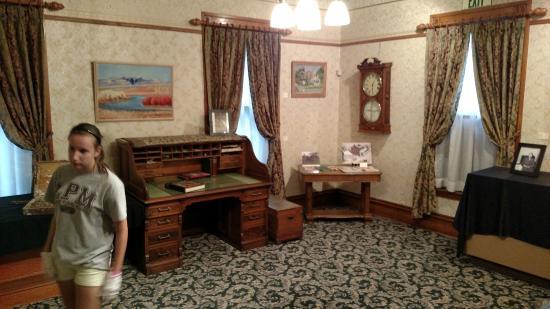 Laramie Plains Museum : Office