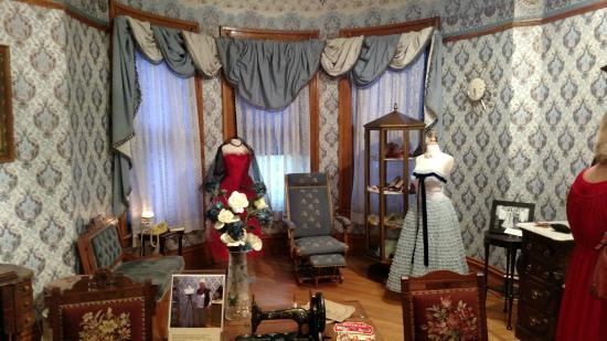 Laramie Plains Museum : Bedroom