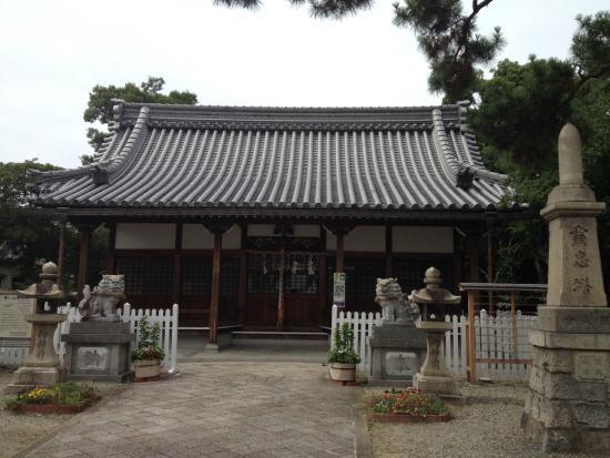久々知 須佐男神社