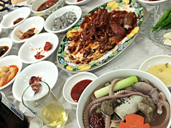 Yeongam-gun Food Guide: 8 Must-Eat Restaurants & Street Food Stalls in Yeongam-gun