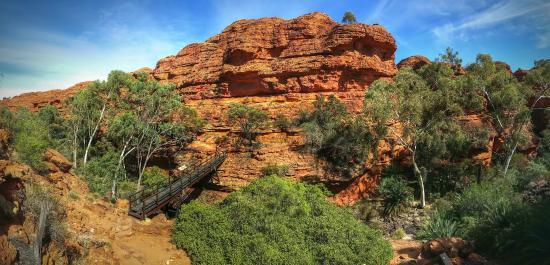 Kings Canyon: Garden of Eden