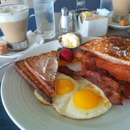 Highland Beach, FL: breakfast