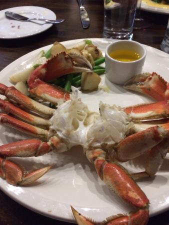 Pescatores: Crab