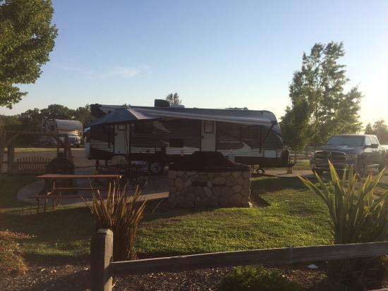 Koa Campgrounds Feather Falls: Site 33