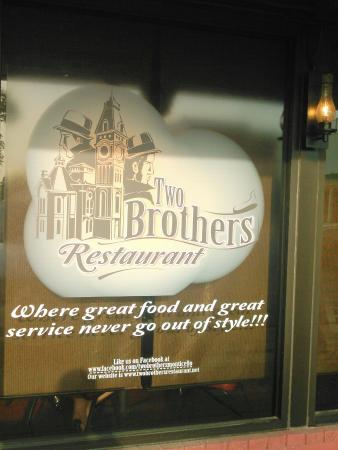 Two Brothers Restaurant