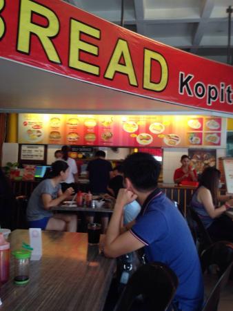 Hi Bread Kuching