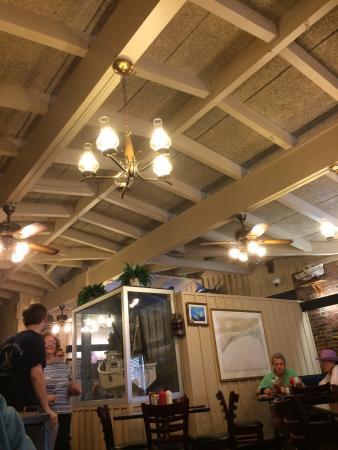 Captain Stanley S Restaurant Raleigh North Carolina