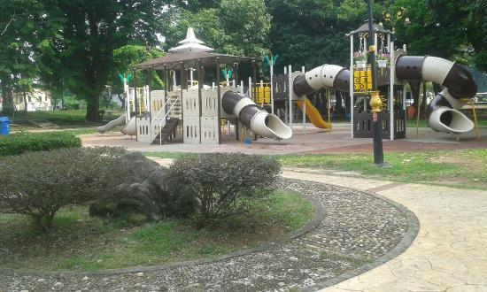 Taman Jubli Perak Playground