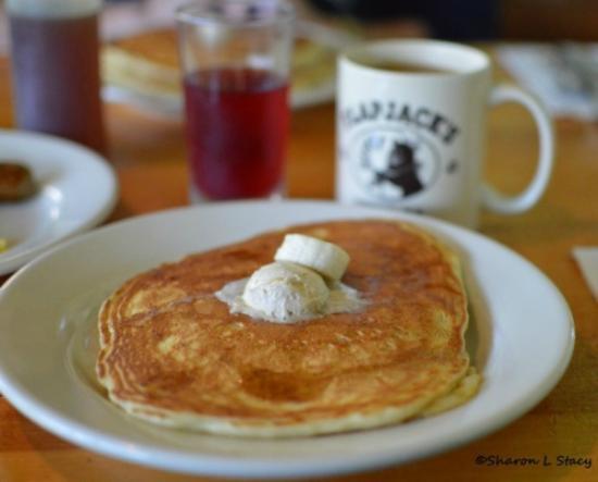 Flapjack's Pancake House : Flapjacks Banana Pancake